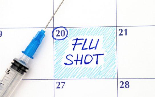 Očkování proti chřipce